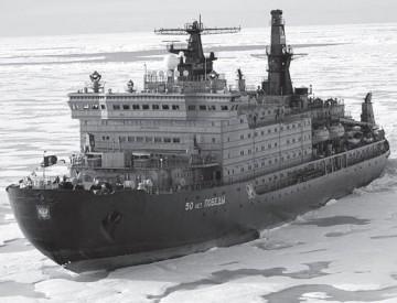 Северный морской путь: уникальный транзитный рейс в условиях полярной ночи