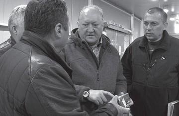 Посёлок Озерновский: рыбаки к путине готовы!