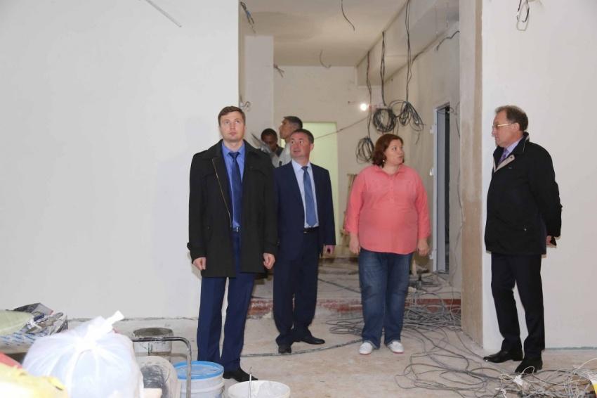 Новый спортзал откроется в Школе № 40 в Петропавловске-Камчатском