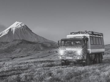 Гостиница под вулканами, клубника – круглый год