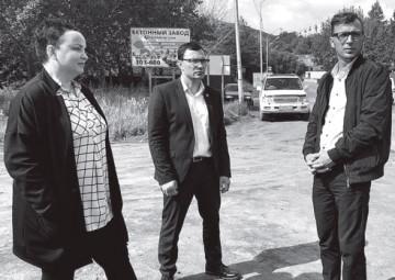Дорога в Кирпичиках отремонтирована после обращения к губернатору