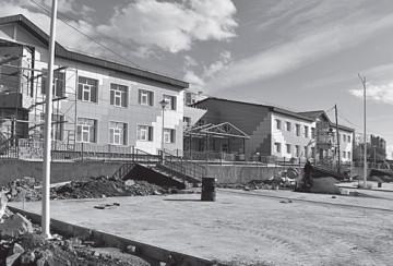 Детский сад на Арсеньева сдадут уже в декабре