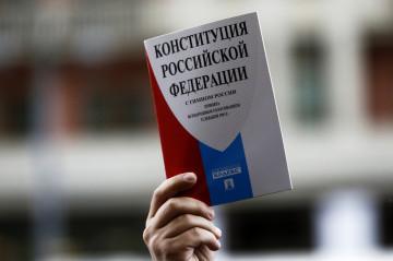 Владимир Путин поддержал поправки в Конституцию в части защиты информационных данных граждан России