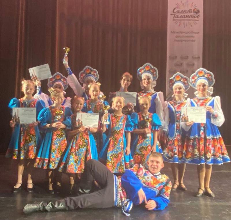 Ансамбль «Рассветы Камчатки» - призер международного фестиваля.